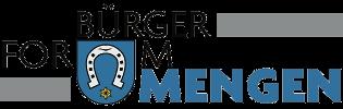 Logo - Bürgerforum-Mengen